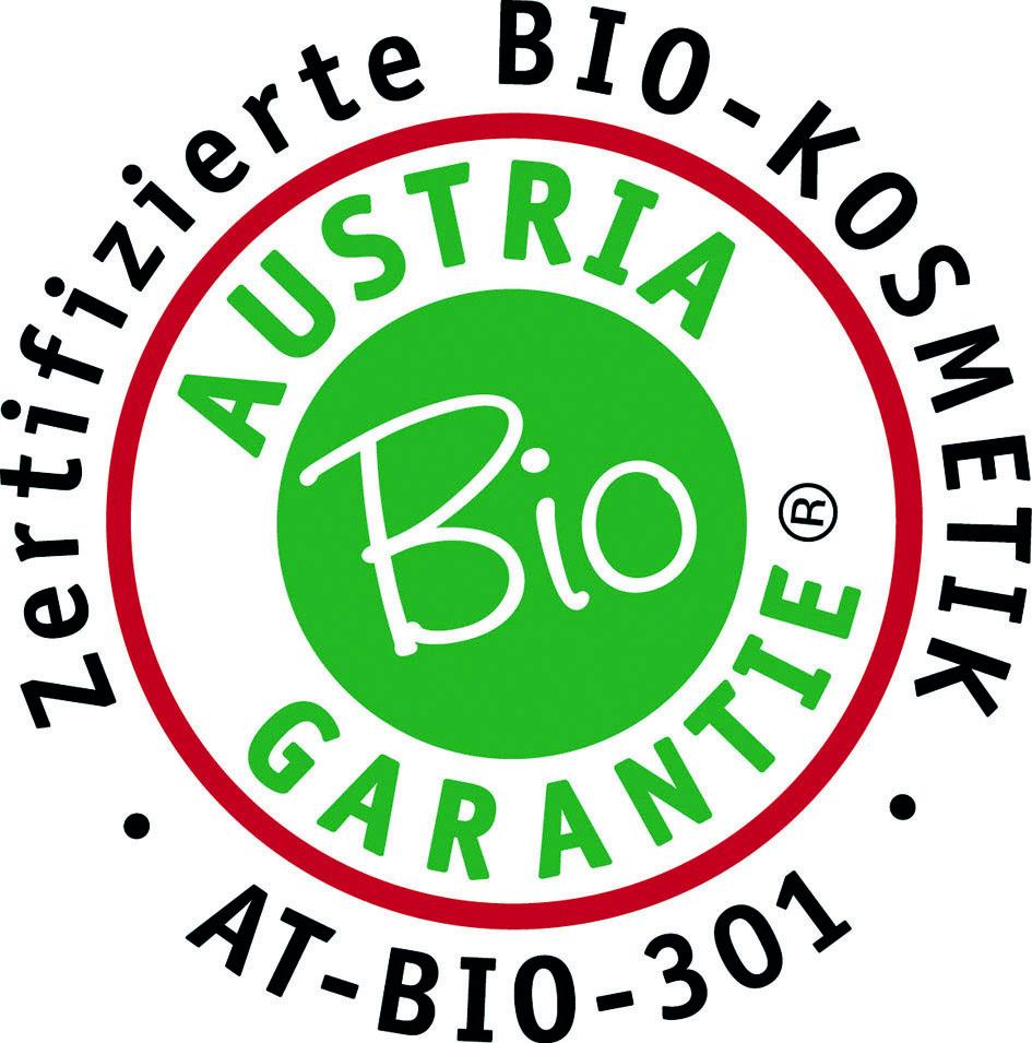 Zertifizierte Bio Kosmetik