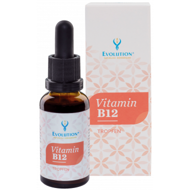 Vitamin B12 Drops