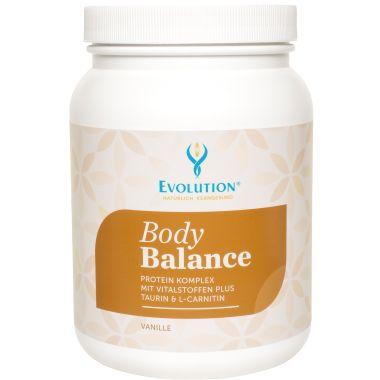 Body Balance Komplex Vanille