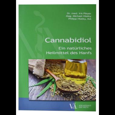 Buch: Cannabidiol - Ein natürliches Heilmittel des Hanfs