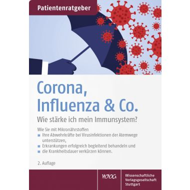 Patientenratgeber: Corona, Influenza & Co