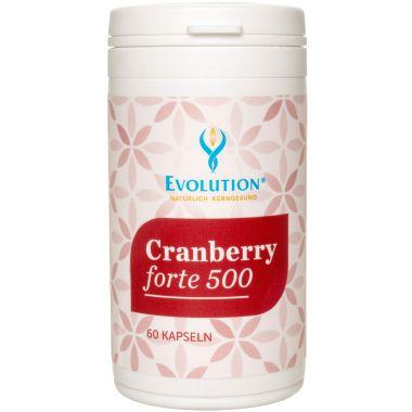 Cranberry forte 500