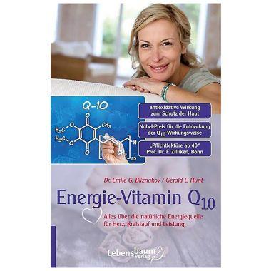 Fachbuch: Energie-Vitamin Q10