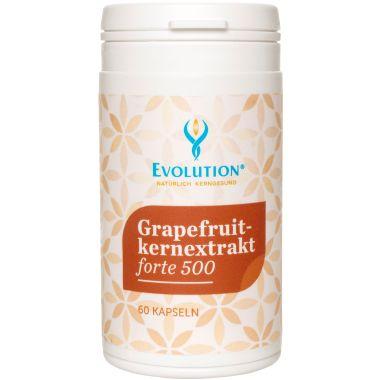 Grapefruitkernextrakt forte 500