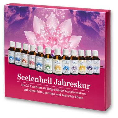 Salvation Essences® Complete Set 1-12