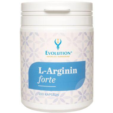 L-Arginine forte