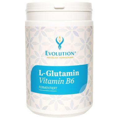 L-Glutamin Vitamin B6