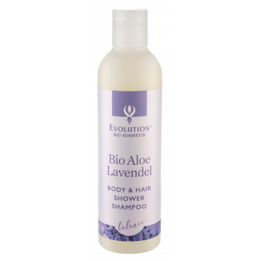 Bio Aloe Lavendel Body & Hair Shower Shampoo