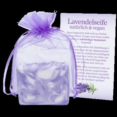 Natur Lavendelseife