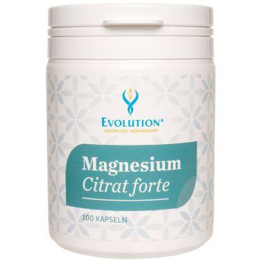 Magnesium Citrat forte