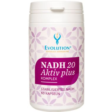 NADH 20 Active Plus Complex