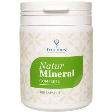 Natur Mineral Complete Kapseln