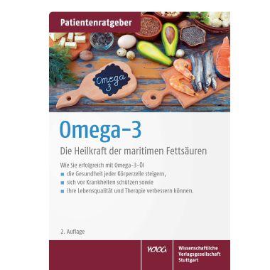 Patientenratgeber: Omega 3