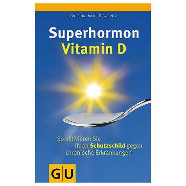 Prof. Dr. Med. Jörg Spitz                                                                       Buch: Superhormon Vitamin D