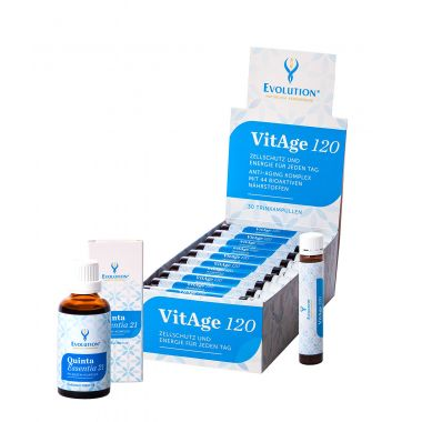 VitAge 120® Drinking Ampoules