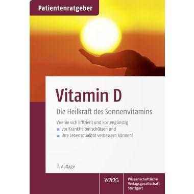 Patientenratgeber: Vitamin D