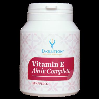 Vitamin E Active Complete Capsules