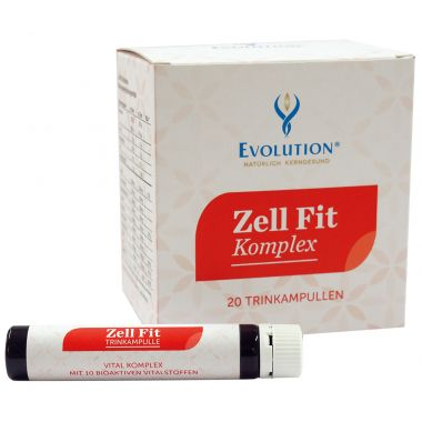 Cell Fit Complex 20 Drinking Ampoules 25ml each