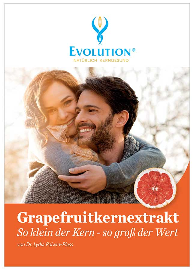 Broschüre Grapefruitkern