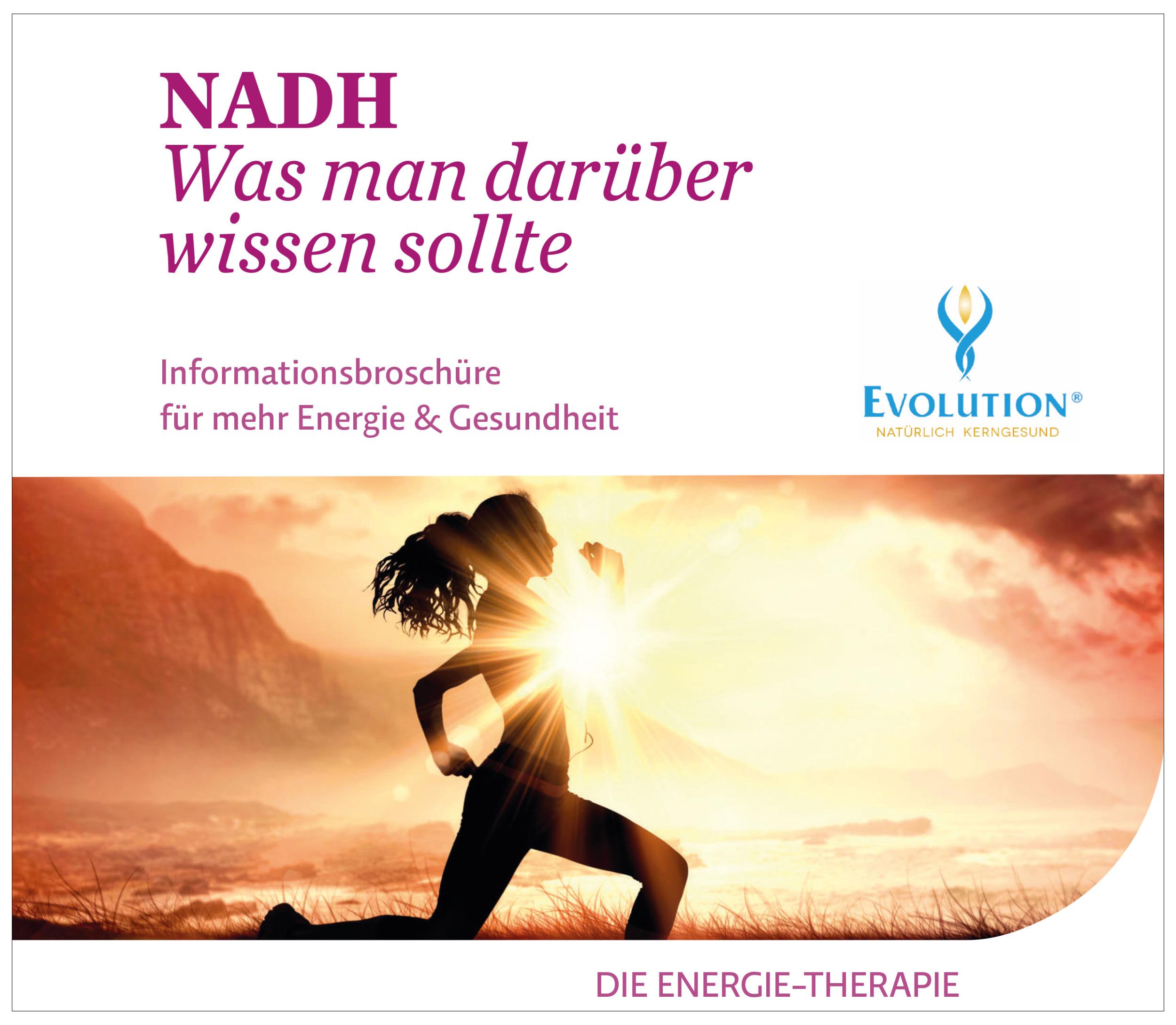 Broschüre NADH Programm (Deutsch)