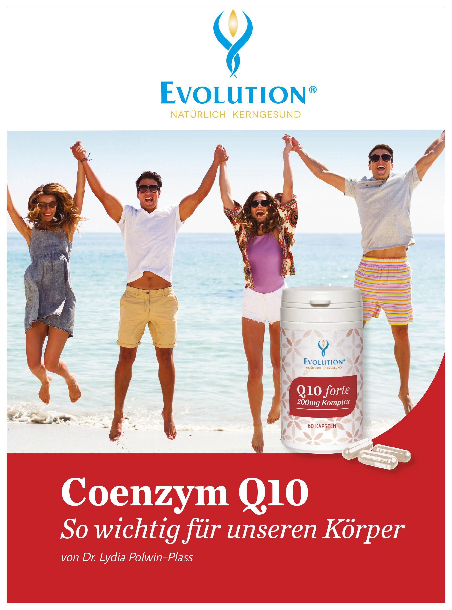 Broschüre Coenzym Q10