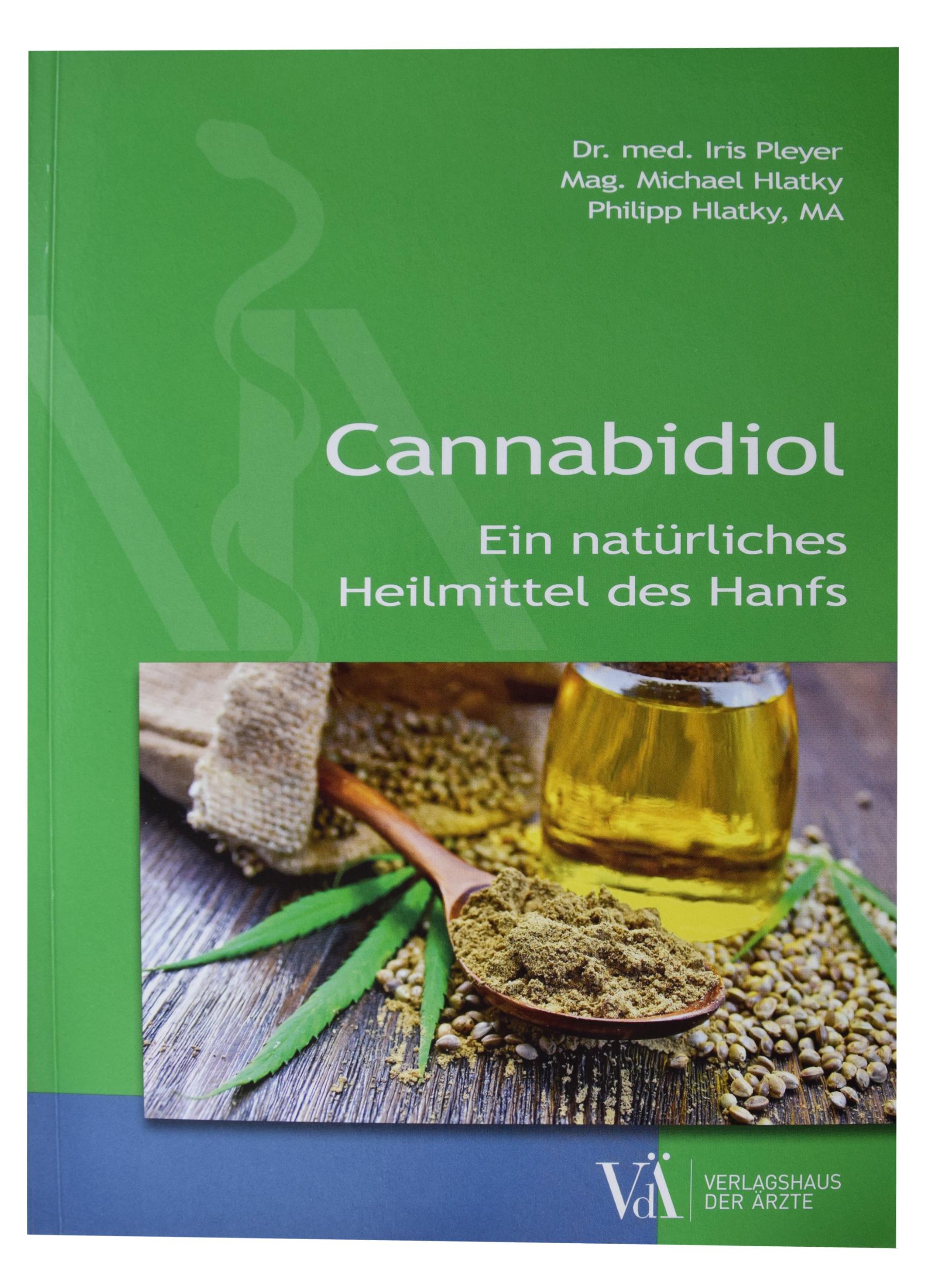 Buch: CBD 10% Bio-Hanföl Vollextrakt