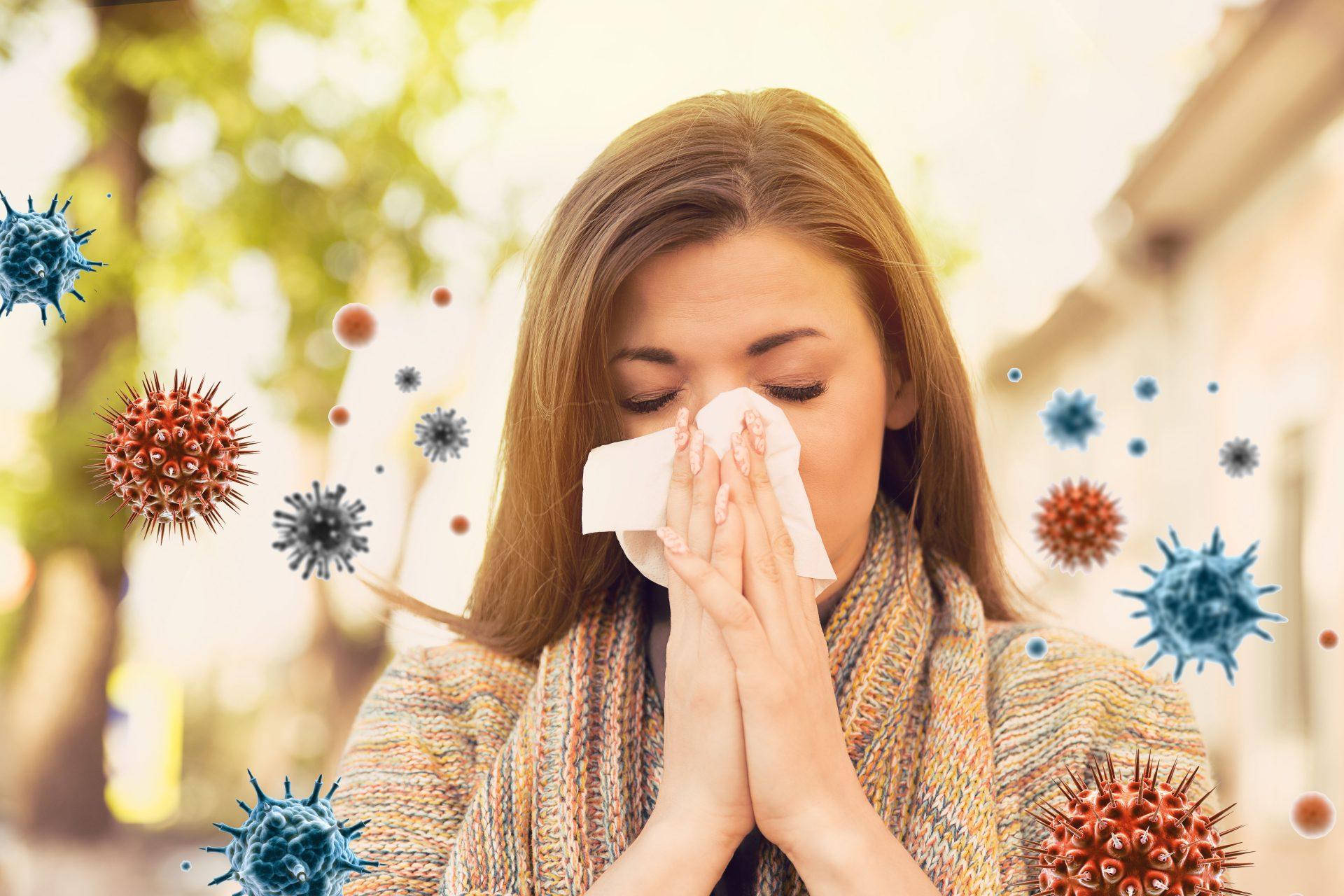 Was hilft gegen Viren