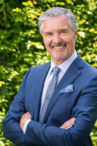 Geschäftsführer von EVOLUTION: Herbert Schamberger Senior