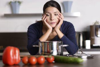 Symptome von einem Vitamin- und Mikronährstoffmangel