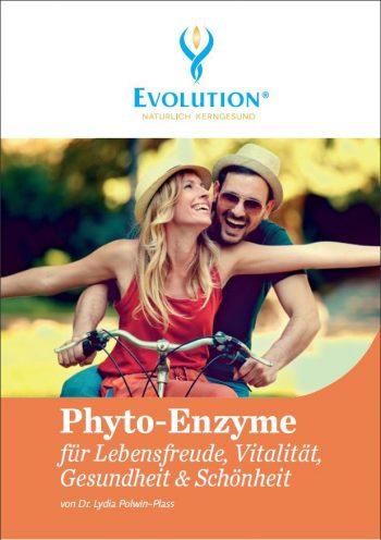 Phyto-Enzyme Broschüre - Titelblatt