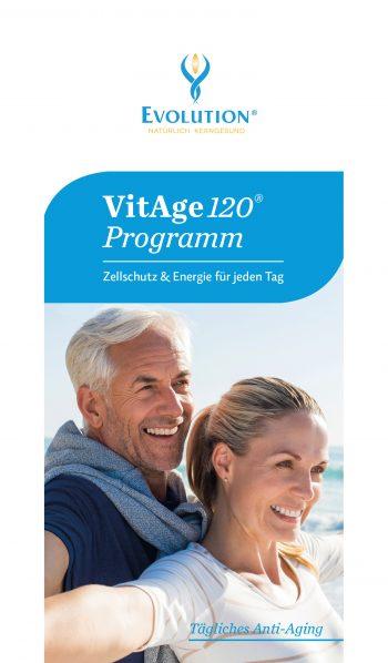 VitAge 120® Programm - Borschüre